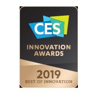 Best of Innovation Award- CES 2019