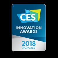 CES Innovation Award 2018