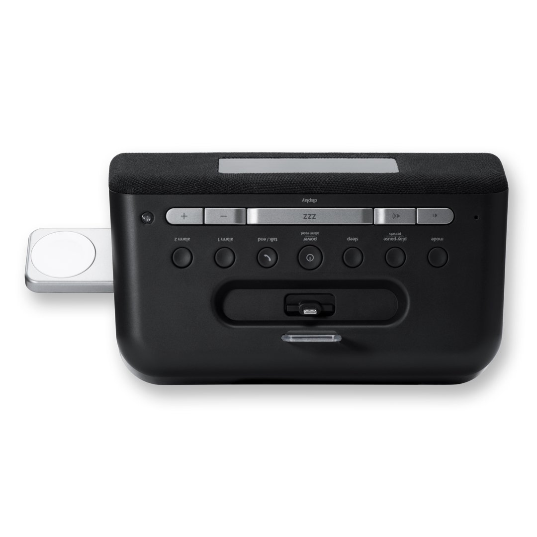 Ihome Fm Dual Alarm Clock Radio With Apple Watch Charger - Arm Designs
