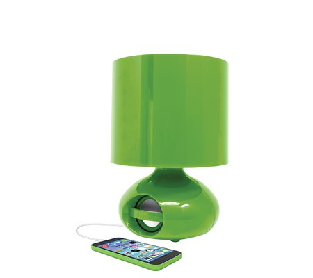 IHome IHL106 IHome IPad/iPod/iPhone Speaker/LED Table Lamp/Night Light