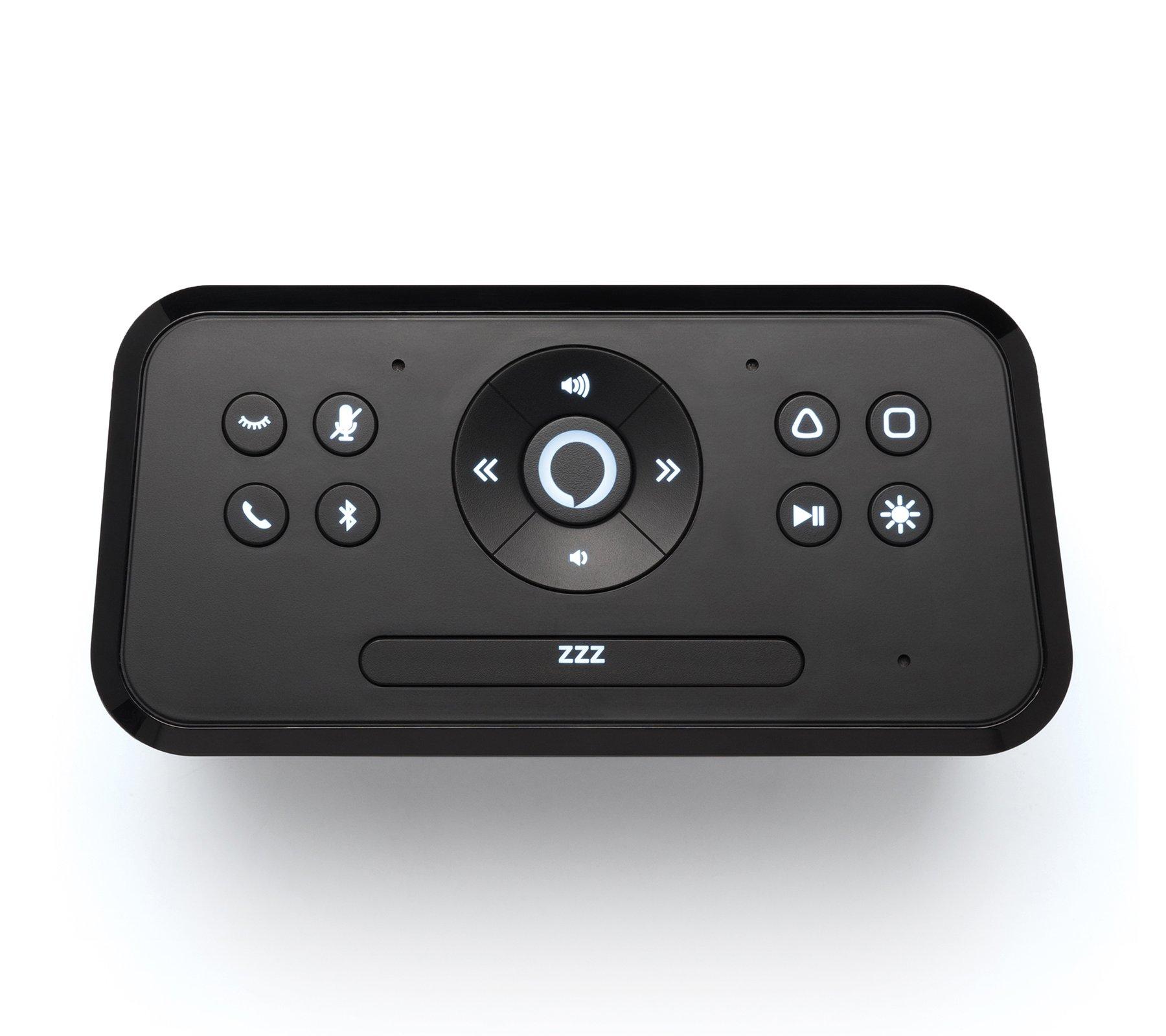 iHome iAVS16   Bedside clock system   Far Field Amazon Alexa