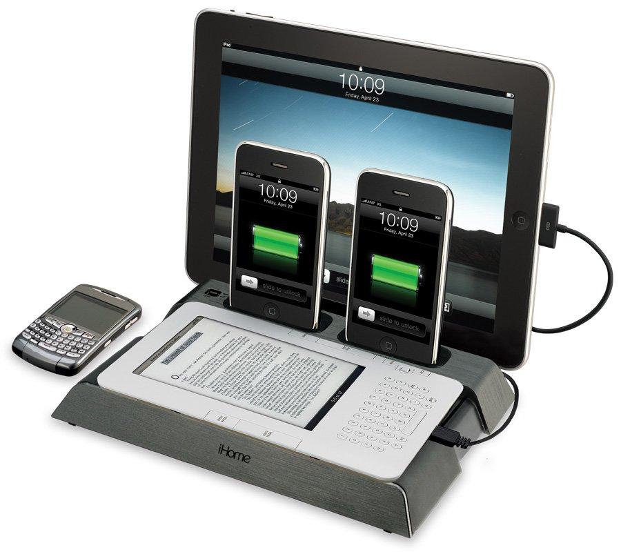 Ihome overcharge iphone