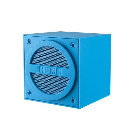 Mini bluetooth speaker ibt16 from ihome for Ihome speaker