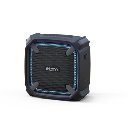 Ihome ibt371 weather tough bluetooth speaker for Ihome speaker