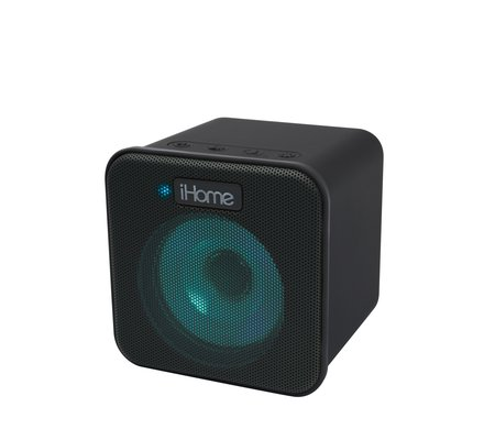 iHome iBT10 Color Changing Rechargeable Speaker