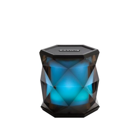 iHome iBT68 Color Changing Rechargeable Wireless Speaker