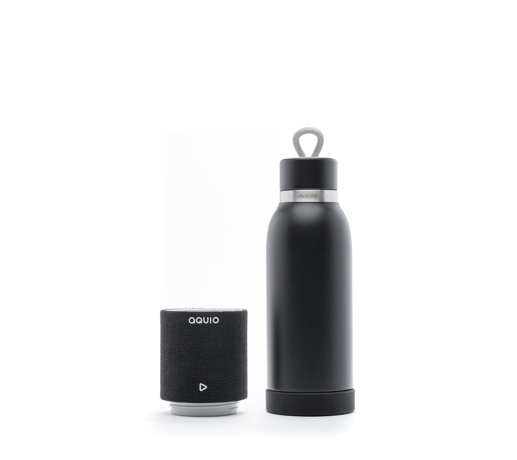 a217f66537 iHome iBTB2 Aquio Double Wall Insulated Bottle + Waterproof ...