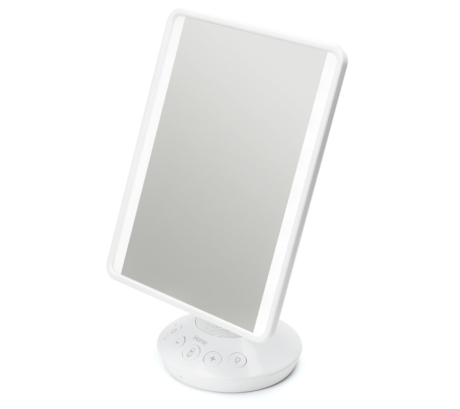 Ihome Icvbt2 Reflect Vanity Speaker
