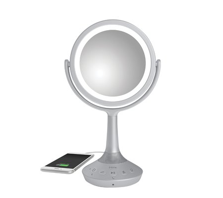 Ihome Icvbt5 6 Double Sided Vanity Speaker