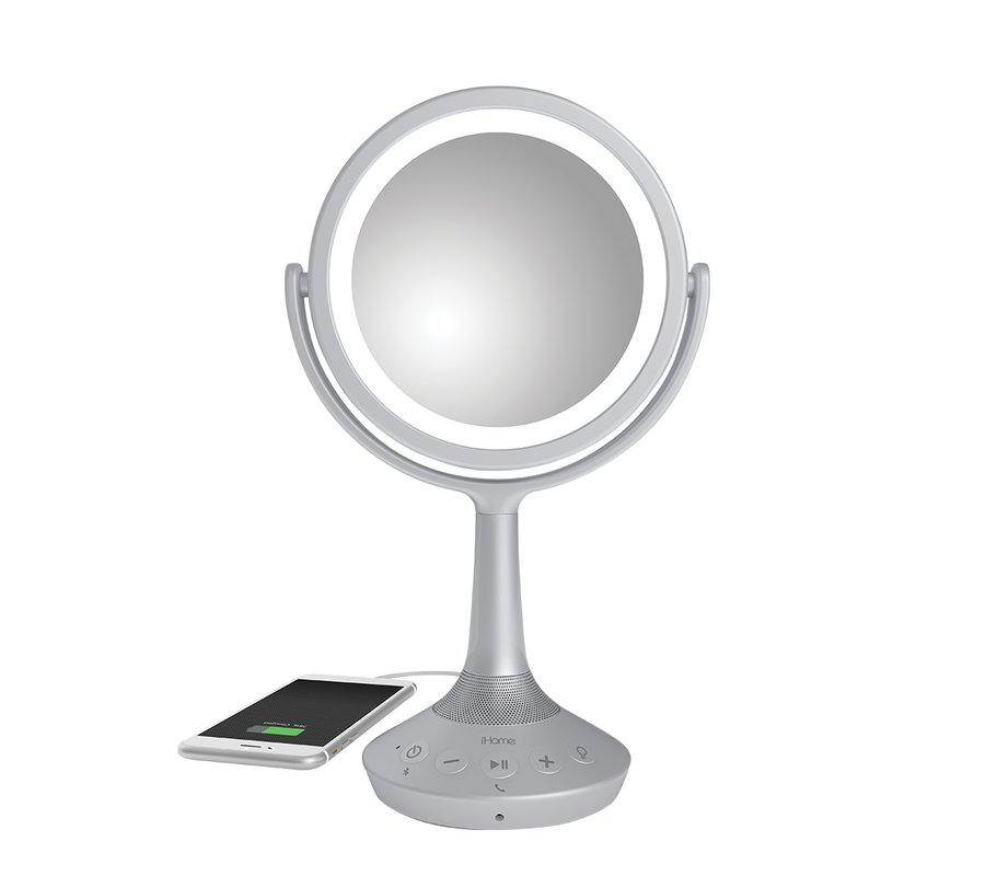 "iHome iCVBT5 6"" Double-sided Vanity Speaker"