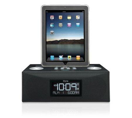 ihome id85 app enhanced dual alarm clock radio for your. Black Bedroom Furniture Sets. Home Design Ideas