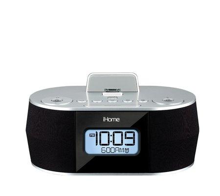 ihome idn38 dual charging stereo fm clock radio with usb charge play rh ihomeaudio com