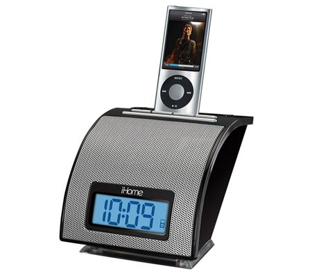 ihome docking clock radio instructions