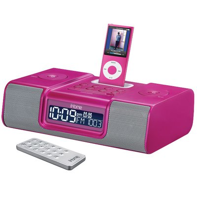 ihome ih9 clock radio audio system for ipod rh ihomeaudio com iHome iPod Docking Station Manual iHome iPod Docking Station Manual
