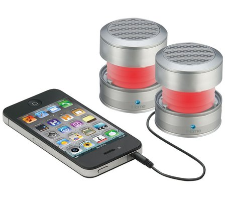 how to connect iphone to ihome wireless speaker