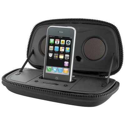 iHome iP29 Protective Speaker Case for iPhone/iPod
