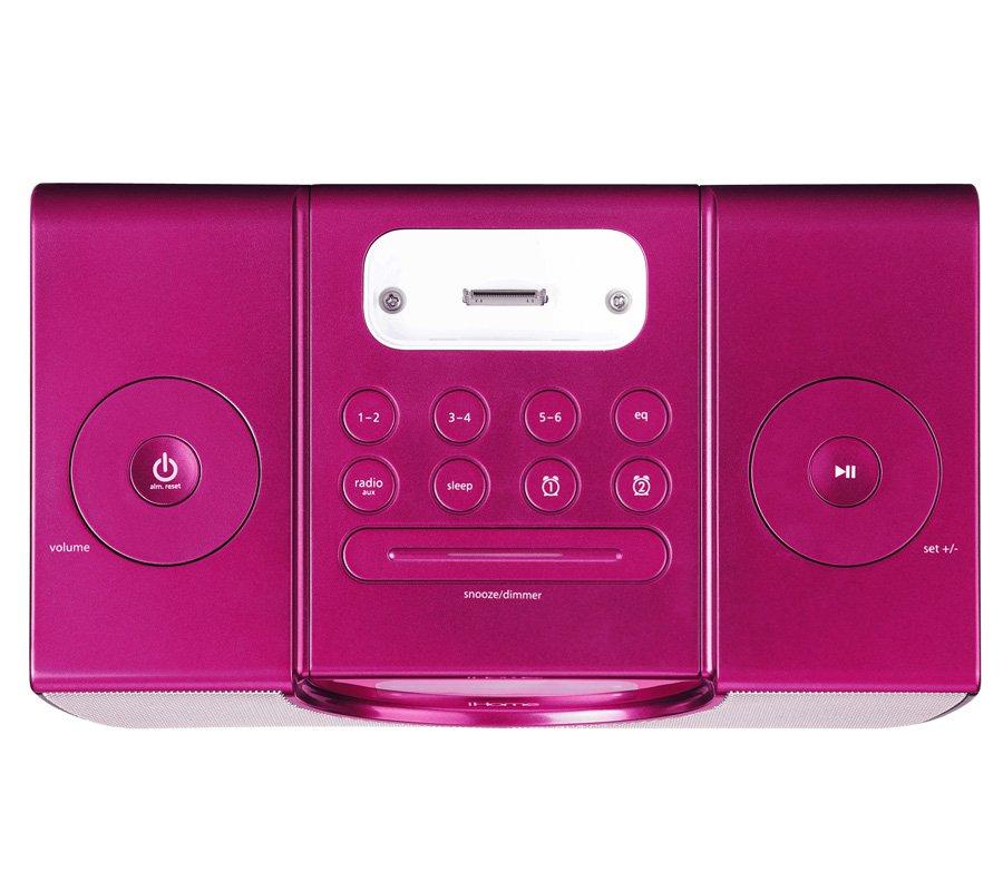 iHome iP42 Dual Alarm FM Clock Radio for your iPhone/iPod