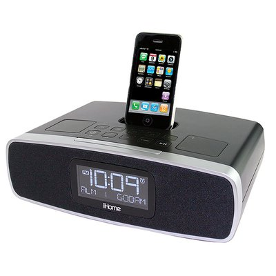 ihome ip92 dual alarm clock radio for your iphone ipod with am fm rh ihomeaudio com Instruction Manual for iHome IP9 Apple iHome Manual