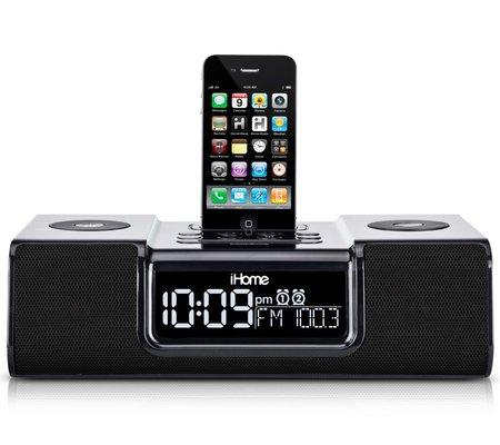 ihome ip9 clock radio audio system for iphone ipod rh ihomeaudio com