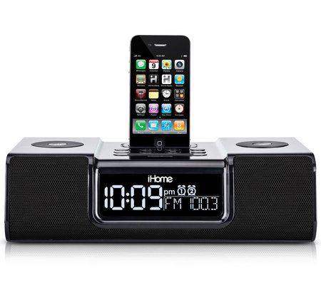 ihome ip9 clock radio audio system for iphone ipod rh ihomeaudio com ihome ip97 ihome ip90 remote