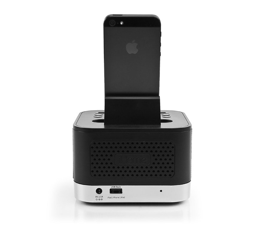 Clock Radio for iPhone 5,6, 6 plus | iPL10 from iHome