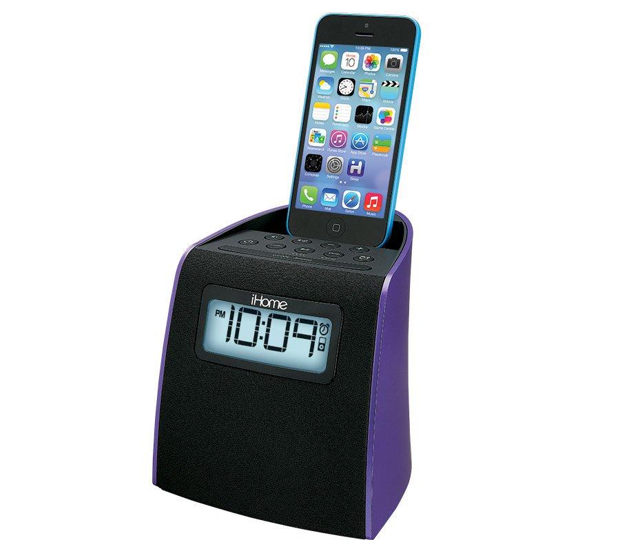 iHome iPL22 Lightning Clock Radio for iPhone/iPod
