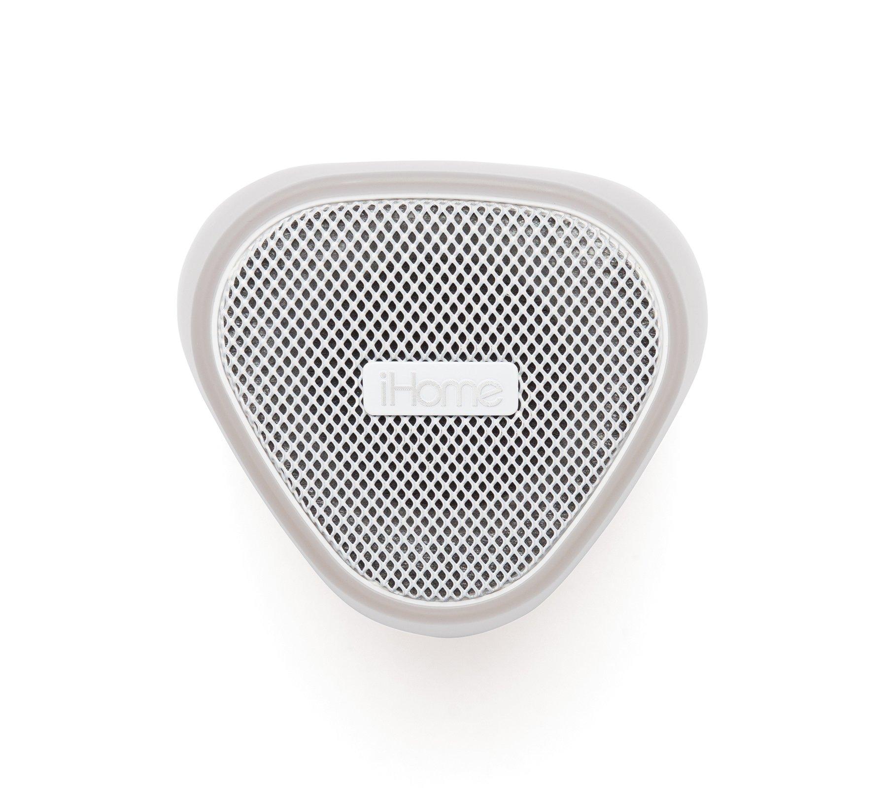 iHome Zenergy Aroma Bluetooth Speaker with Light, Sound ...